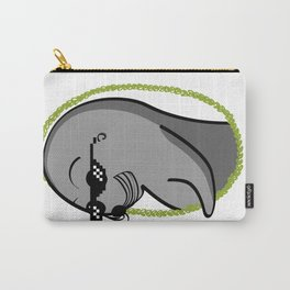 Cool Seal Portrait Carry-All Pouch