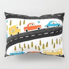 Weekend Drive Pillow Sham
