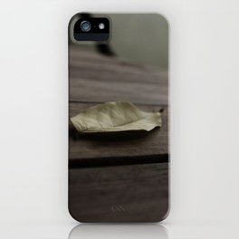 Fallen iPhone Case
