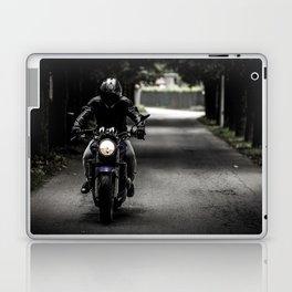 Motorcycle ride Laptop & iPad Skin