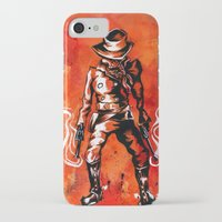 western iPhone & iPod Cases featuring Western by Tom Ryan