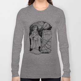 The Lady Weaves Long Sleeve T-shirt