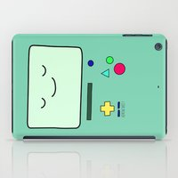 bmo iPad Cases featuring Adventure! BMO by CLOD