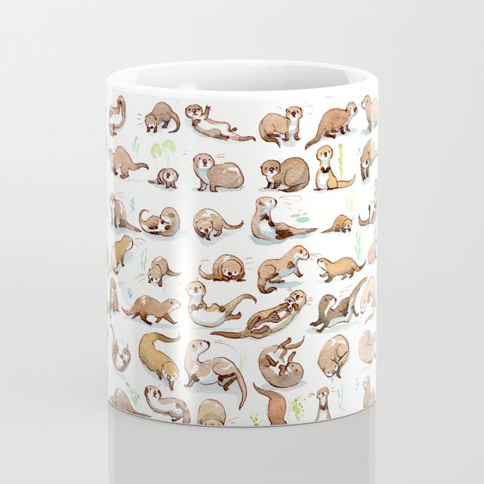 Otters collection Coffee Mug