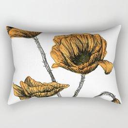 AMAPOLAS Rectangular Pillow