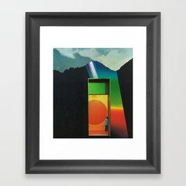 Synesthesia 2 Framed Art Print