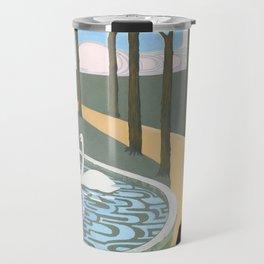 """Juan Gris """"Leda"""" Travel Mug"""