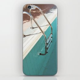 Swimming Pool IV iPhone Skin
