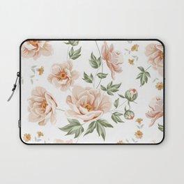 Flower pattern home design Laptop Sleeve