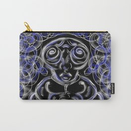 Peacefull Alien Carry-All Pouch