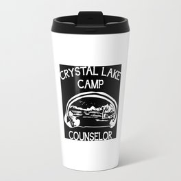 Camp Crystal Lake Counselor Travel Mug