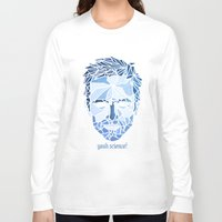 jesse pinkman Long Sleeve T-shirts featuring Crystallized Morality - Jesse Pinkman by Tyler Schmidt