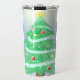 Christmas Morning Travel Mug