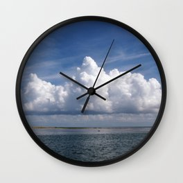 Ferry View Wall Clock