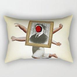Hot for Nietzsche Rectangular Pillow