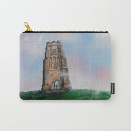 Glastonbury Tor 3 Carry-All Pouch