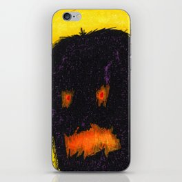 Thread Monster iPhone Skin