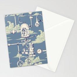 Apnea City Stationery Cards
