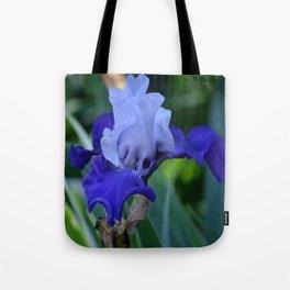 Nature's Blue Tote Bag