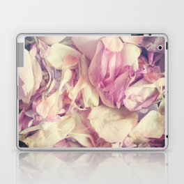 Pastel petals Laptop & iPad Skin