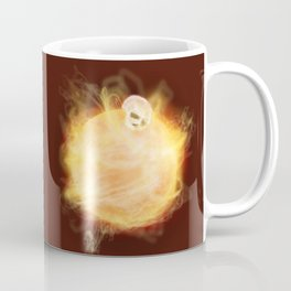 Lost in a Space / Sunlion Coffee Mug