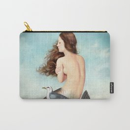 the soul is full of longing Carry-All Pouch