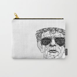 Take a walk on the wild side Carry-All Pouch