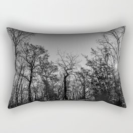 Forest of the witches Rectangular Pillow