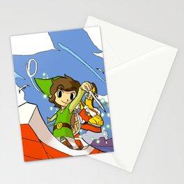 The Legend of Klaine Stationery Cards