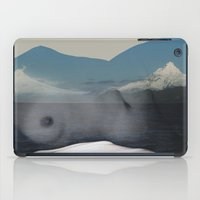 twin peaks iPad Cases featuring Twin Peaks by Parissis