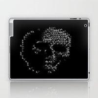 Triangular Skull Laptop & iPad Skin