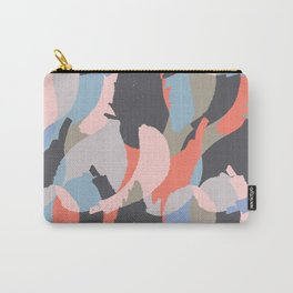 Modern abstract print Carry-All Pouch
