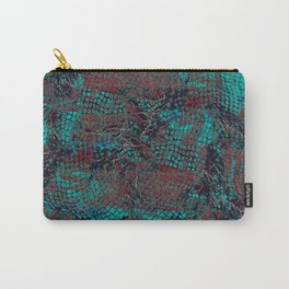 Inside-out  Carry-All Pouch