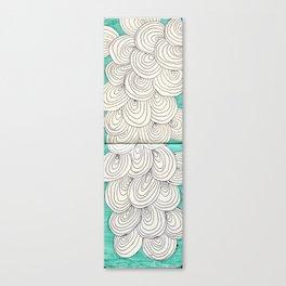 swirl pattern Canvas Print