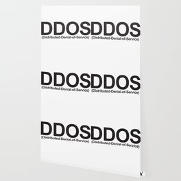 DDoS (Distributed-Denial-of-Service) Wallpaper