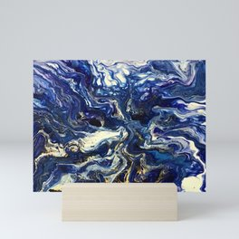 Earth from Above Mini Art Print