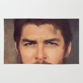 Che Guevara, Historical Figure Rug