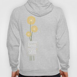 David Foster Wallace on Bees  Hoody