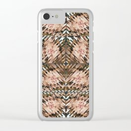 Dissection of infinite variations Clear iPhone Case