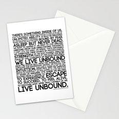The Manifesto Stationery Cards