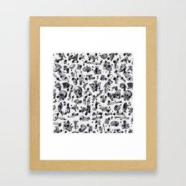YMOTANA Framed Art Print