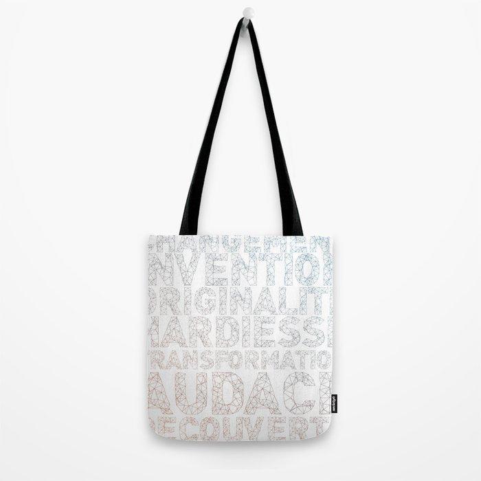 Innovation Synonyms Tote Bag By Sistart Society6