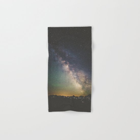 Milky Way IV Hand & Bath Towel