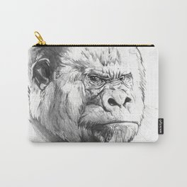 SILVERBACK GORILLA Carry-All Pouch