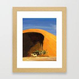 Namibia Framed Art Print