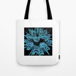 Abstract Fractals Number 25. Tote Bag