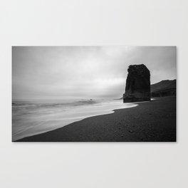 Black Sands Canvas Print