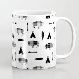 Buffalo Tribe Coffee Mug