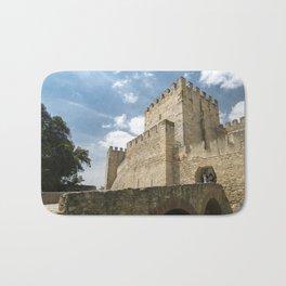 São Jorge Castle - Lisbon, Portugal Bath Mat