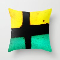 Light and Color III Throw Pillow